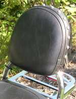 Passenger & Driver BackRests / Sissy Bars and Pads