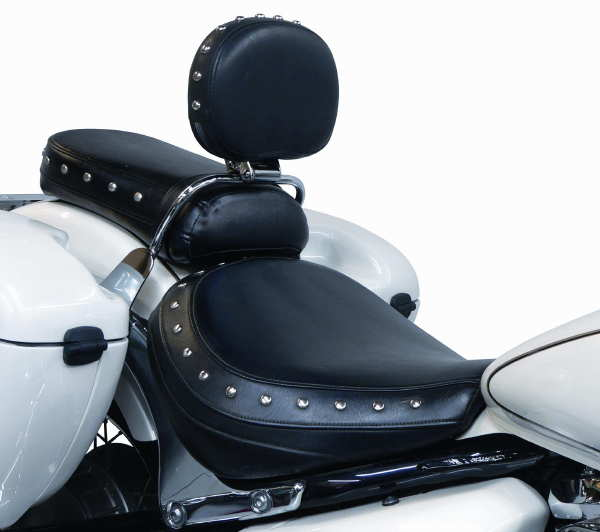 Drivers Backrest For Kawasaki Vulcan