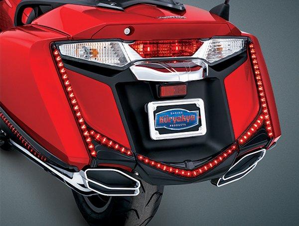 Kuryakyn Rear Accessory Harness Honda GL1800 Gold Wing amp F6B