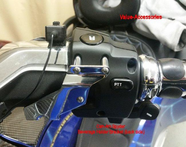 KARADAR motorcycle handbar mount / bracket /holder for