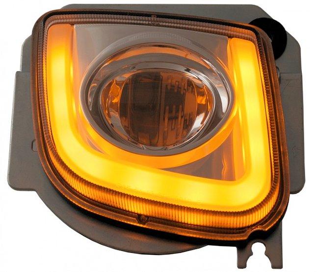 Gl Rfl on Honda Goldwing Gl1800 Fog Lights