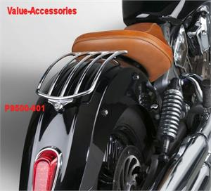 Solo Luggage Rack Indian Scout Chrome Or Black
