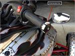 Can-AM Spyder Grips & Accessories
