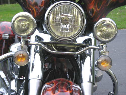 Replacement Turn Signal Lenses Clear Or Light Smoke