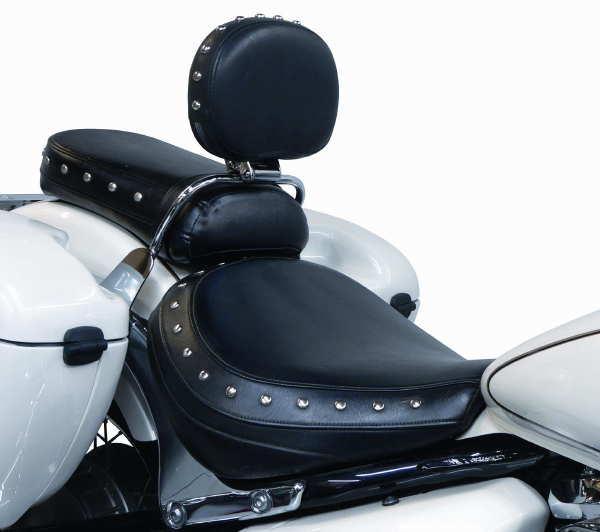 Driver/'s Backrest//Backrest Pad for Yamaha V-Star 950