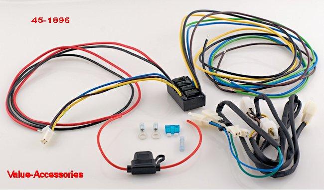 trailer wiring harness gl1800 rh store valueaccessories net goldwing trailer wiring harness honda goldwing trailer wiring harness
