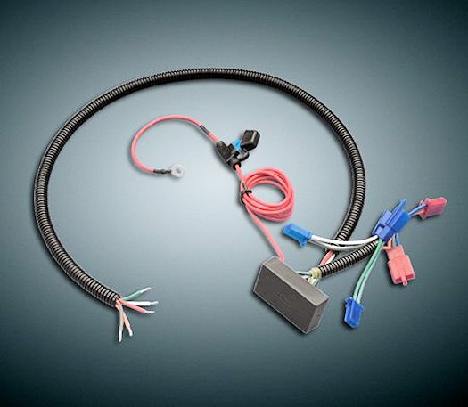 Trailer Wiring Harness, GoldWing GL1800, 01-17 on