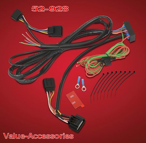 on goldwing trailer wiring harness