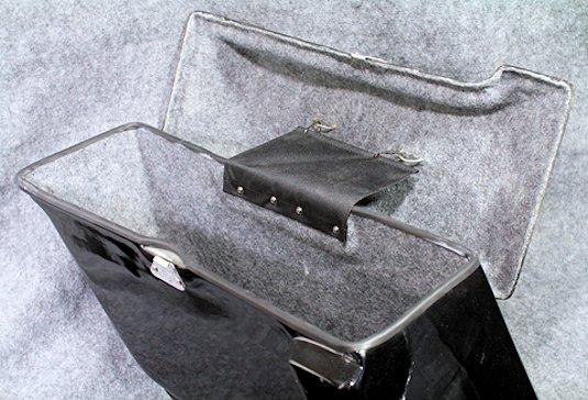 Tsukayu Patrol (Black or Primer) Fiberglass Hard Bags