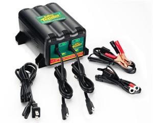 Battery tender 2 bank international sciox Choice Image