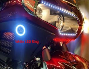 White Or Amber Led Light Rings Gl1800 Gold Wing 12 17