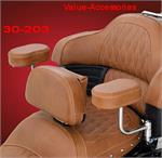 Mustang Seats / Pass. Armrests / Accessories / Tank Panels